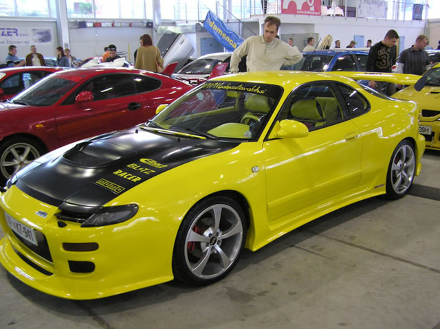 Picture of 1993 Toyota Celica All-Trac Turbo AWD Hatchback, exterior