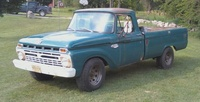 1966 Ford F-250 Overview
