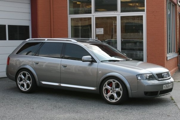 Picture of 2003 Audi Allroad Quattro 4 Dr Turbo AWD Wagon