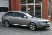 2003 Audi Allroad Overview