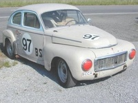 1960 Volvo PV544 Overview