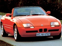 1989 BMW Z1 Overview