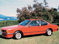 1978 BMW 6 Series Overview