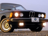 1977 BMW 3 Series, Picture of 1977 BMW 320, exterior
