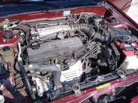 Picture of 1992 Nissan Stanza XE Sedan, engine
