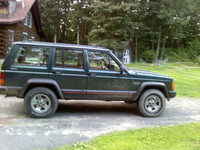 Picture of 1994 Jeep Cherokee 4 Dr Sport 4WD, exterior, gallery_worthy
