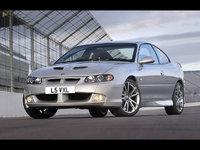 2004 Vauxhall Monaro Overview