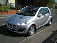 Picture of 2005 smart forfour, exterior, gallery_worthy
