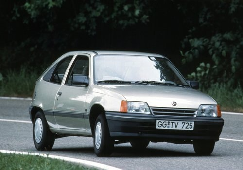 Picture of 1988 Opel Kadett