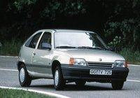 1988 Opel Kadett Overview