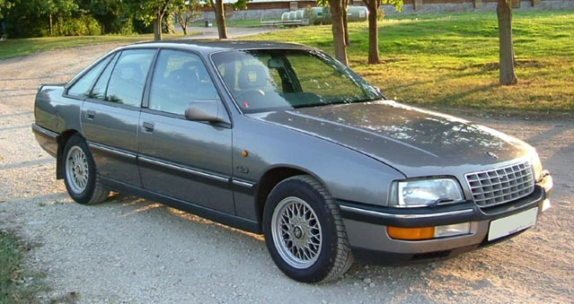 Picture of 1990 Vauxhall Senator, exterior, gallery_worthy