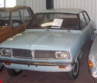 1970 Vauxhall Viva Overview