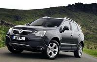 2007 Vauxhall Antara Overview
