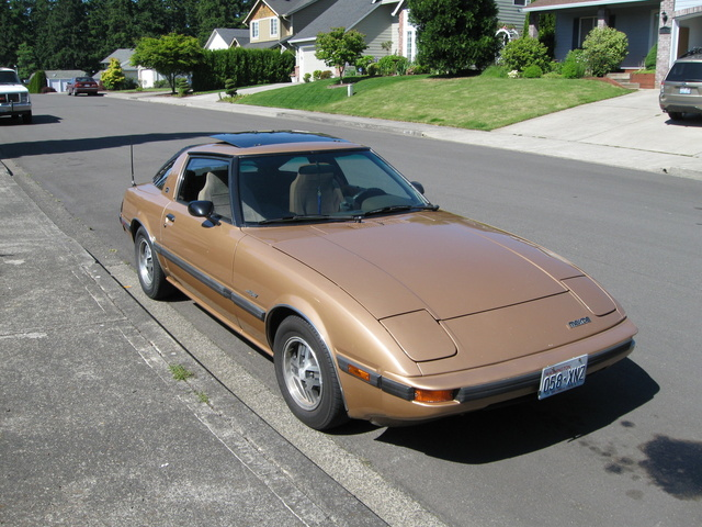 Picture of 1982 Mazda RX-7, exterior