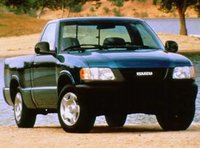 Picture of 1996 Isuzu Hombre 2 Dr XS Standard Cab SB, exterior, gallery_worthy