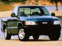 1996 Isuzu Hombre Overview