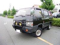 1986 Mitsubishi Delica Overview