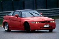 1990 Alfa Romeo SZ Overview