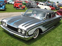 1960 Ford Fairlane Overview