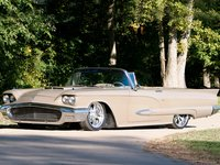 1958 Ford Thunderbird Overview