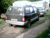 1989 Renault Espace Overview