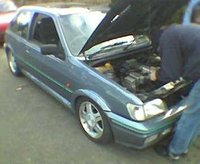 Picture of 1992 Ford Fiesta, exterior, engine, gallery_worthy