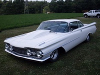 1959 Oldsmobile Ninety-Eight Overview