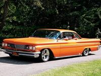 1960 Pontiac Ventura Overview