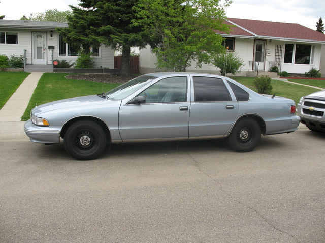 Picture of 1995 Chevrolet Caprice Base, exterior, gallery_worthy