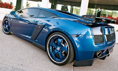 2007 Lamborghini Gallardo Nera. 2007 Lamborghini Gallardo Nera
