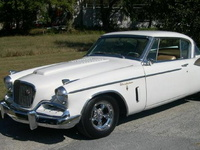 1957 Studebaker Golden Hawk Overview