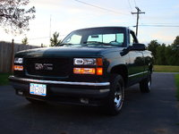 Picture of 1997 GMC Sierra 1500 C1500 GT Standard Cab SB, exterior