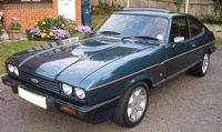 1980 Ford Capri Overview