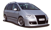 1999 Volkswagen Sharan Overview