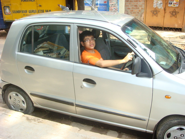 Picture of 1999 Hyundai Santro