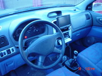 Picture of 2001 Mitsubishi Space Star, interior, gallery_worthy