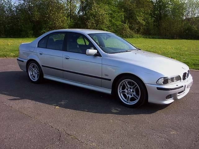 Picture of 1999 BMW 5 Series 528i