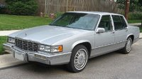 Picture of 1993 Cadillac DeVille, exterior, gallery_worthy