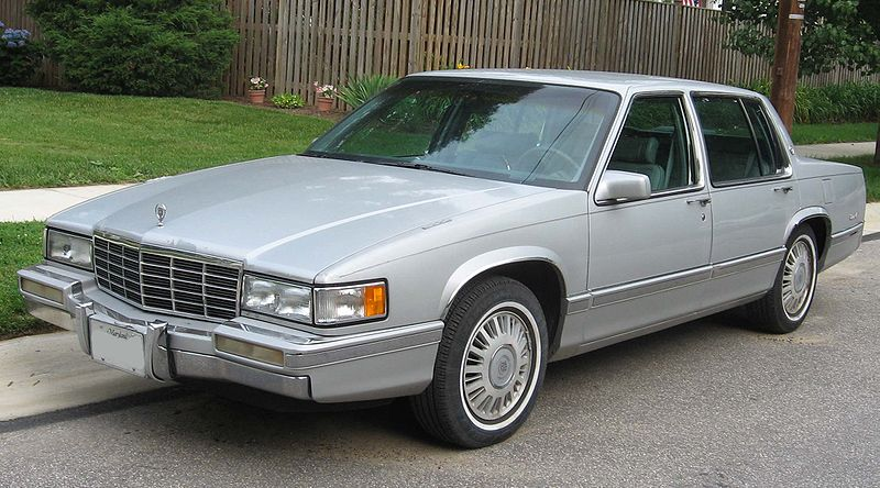 Picture of 1993 Cadillac DeVille