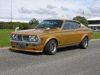 1973 Mitsubishi Galant Overview
