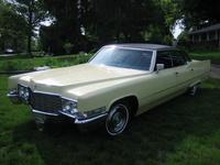 1969 Cadillac DeVille, King DeVille, exterior