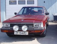 Picture of 1987 Nissan Laurel, exterior