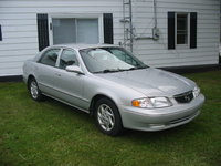 Picture of 2000 Mazda 626 LX, exterior