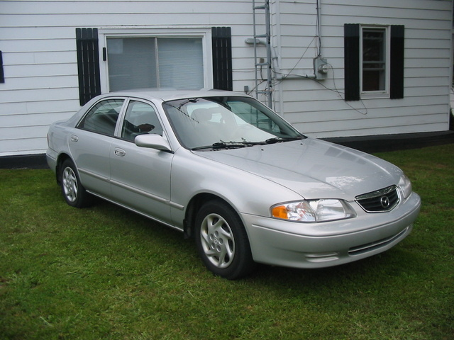 Picture of 2000 Mazda 626 LX