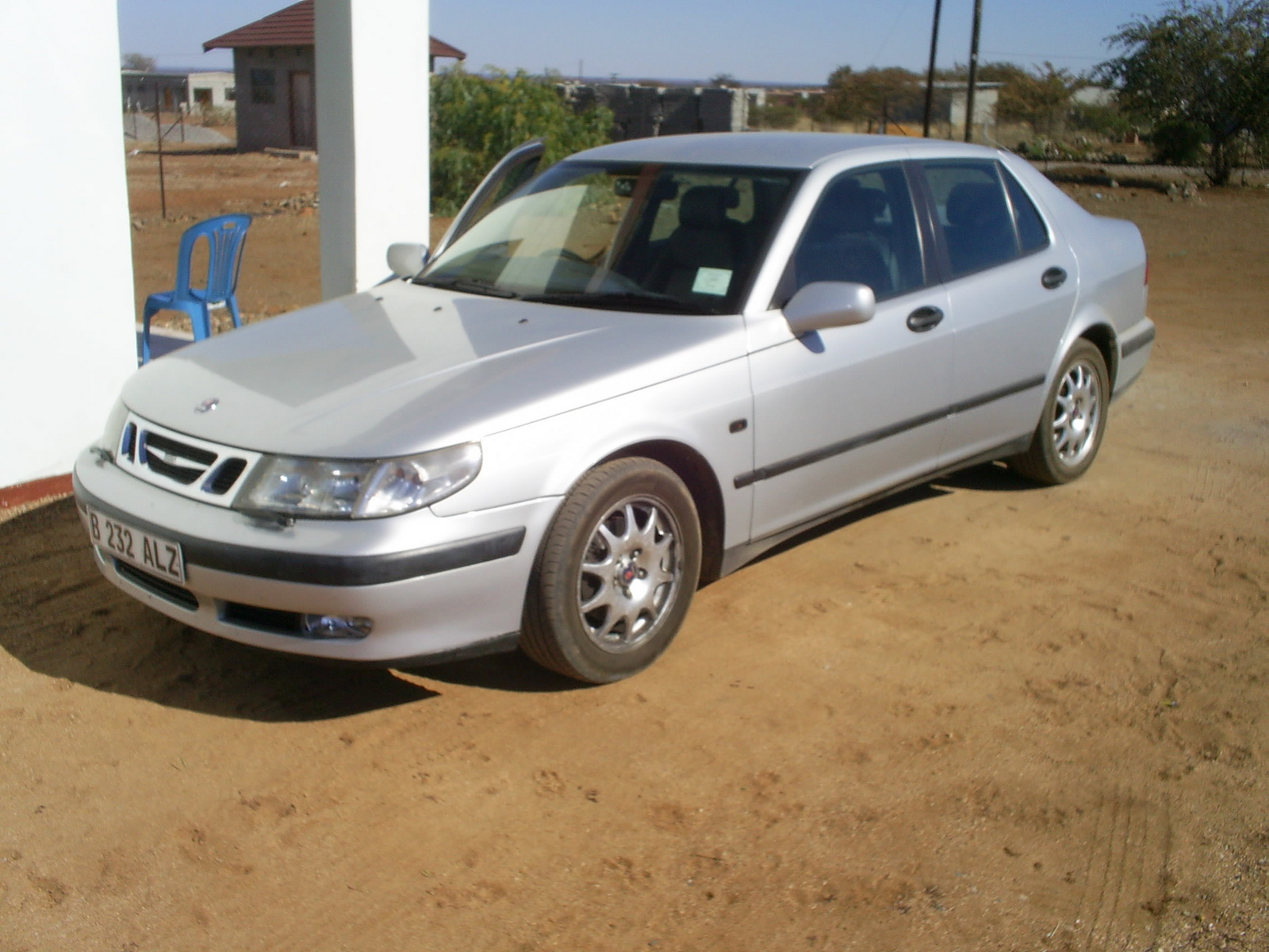 2002 Saab 9-5 Linear 2.3T picture