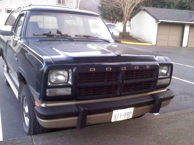 Picture of 1992 Dodge Ramcharger 2 Dr 150 4WD SUV