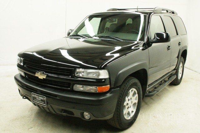 Picture of 2003 Chevrolet Tahoe LS 4WD
