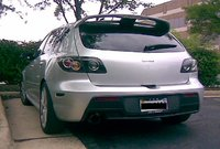 Picture of 2008 Mazda MAZDASPEED3 Sport, exterior, gallery_worthy