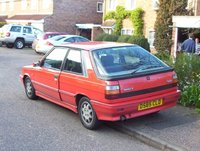1987 Renault 11 Overview