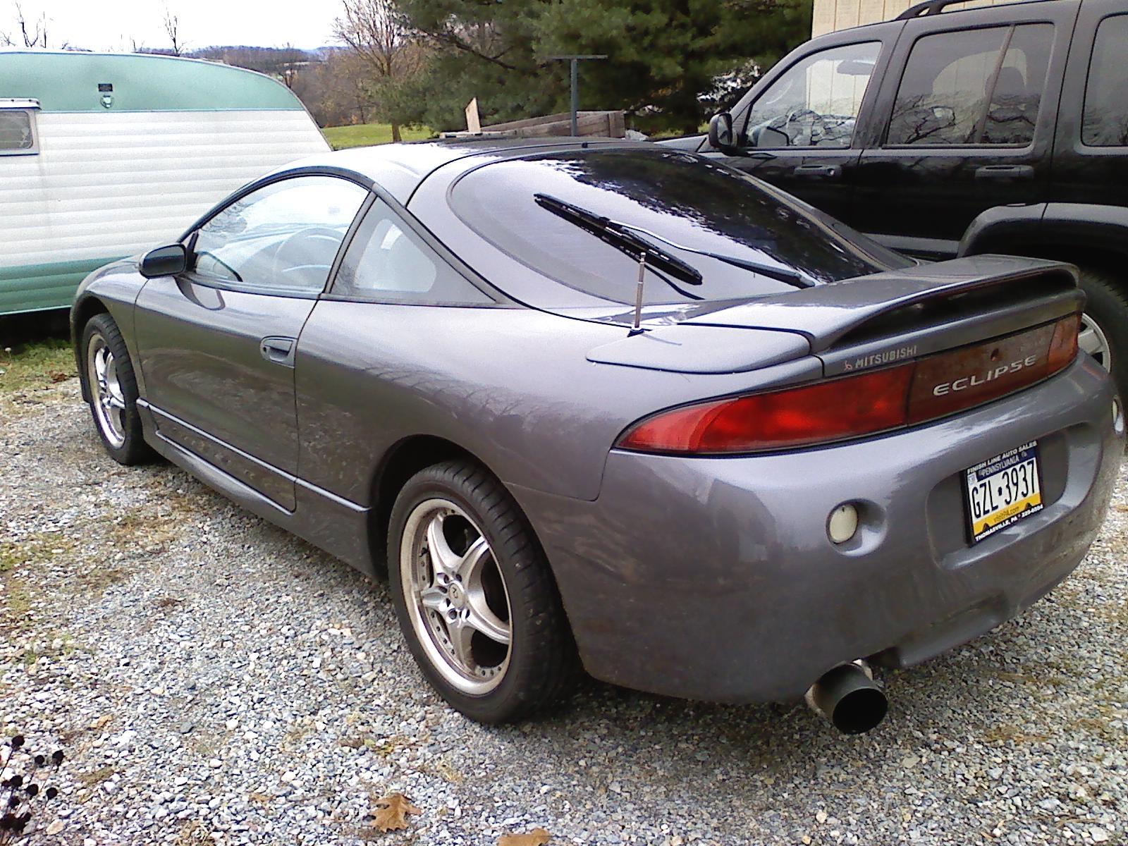 1997 Mitsubishi Eclipse - Pictures - CarGurus
